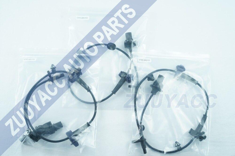 ABS Wheel Speed Sensor For Honda Civic Rear Left #57475-SMG-E02