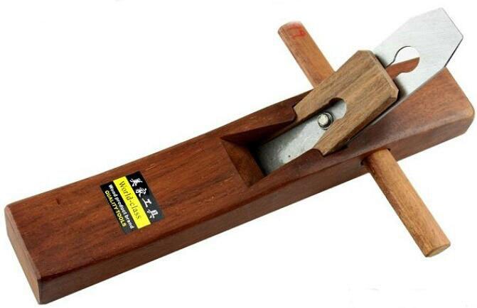 35*6 CM rabot à bois palissandre rabot à main outil de menuiserie de haute qualité