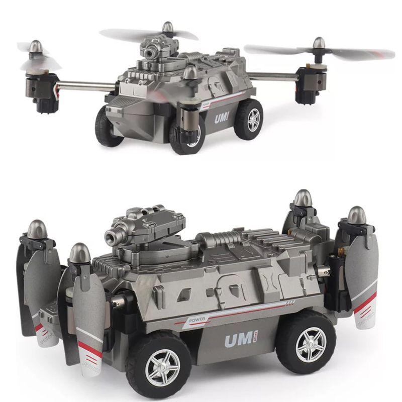 FY330 WIFI FPV Military Helicopter font b Drone b font Tank Car Toys 2 4G 4CH