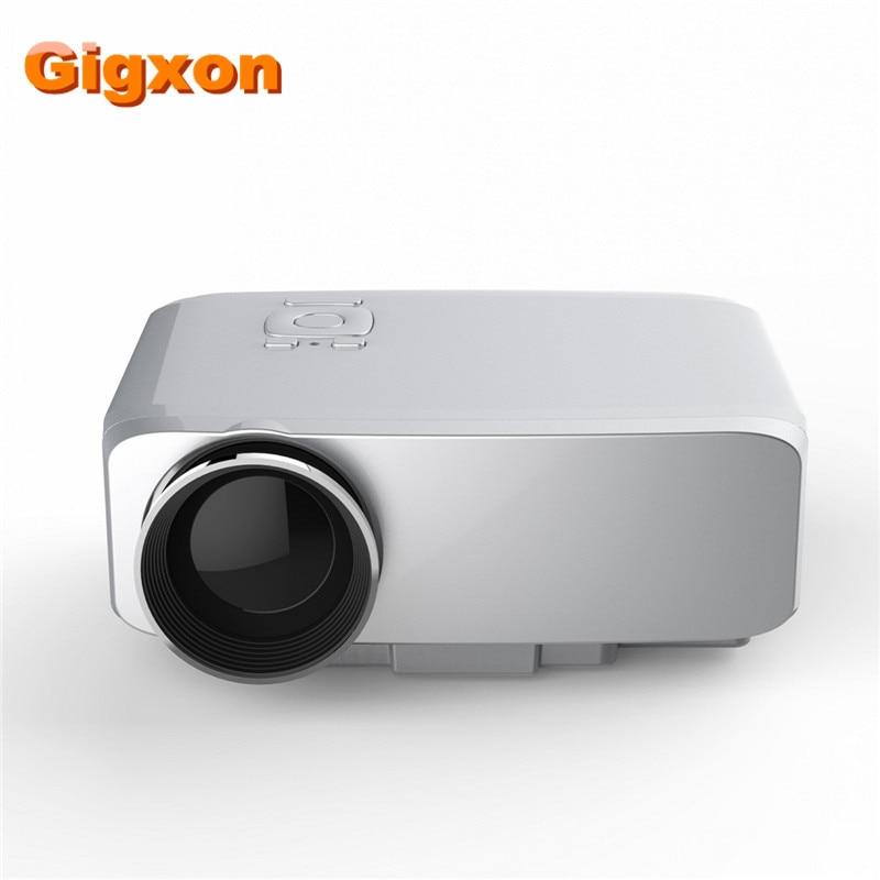 Lcd Projector Pc Av Tv Vga Usb Hdmi Hd 1080p Home Theater: Gigxon G9 Mini Digital Projector PC For Windows/MAC