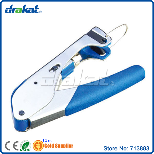 High quality Crimper RG6 (5C) RG59 (4C) Connector Compression tool