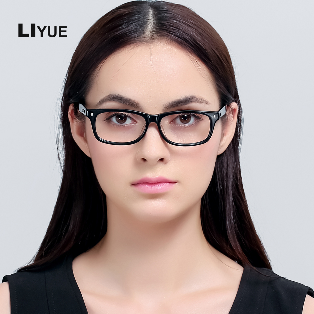 eyewear frames women prescription eyewear spectacles klarglas frauen brillengestell optische vintage brillen 3232