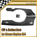 Car-styling Carbon Fiber Rear Wider Fender Fit For Nissan Skyline R34 GTT In Stock