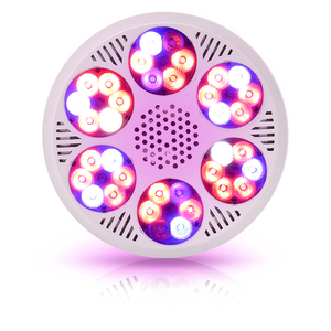 Image 3 - 4 개/몫 Led 식물 성장 램프 120W 전체 스펙트럼 Phytolamp LED 실내 수경 법 씨앗에 대 한 빛을 성장 Vegs 꽃 전구