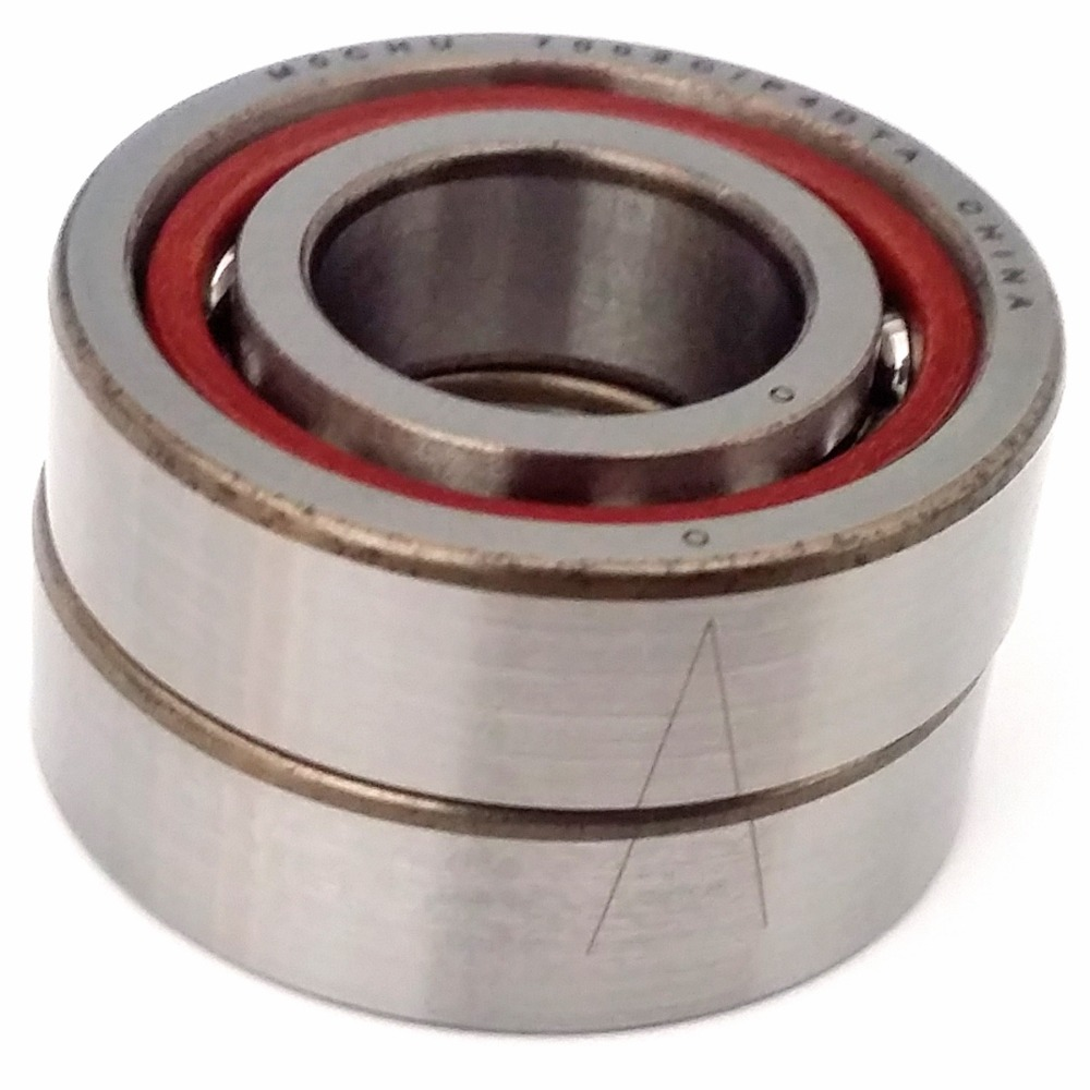1pair MOCHU 7002 7002C 7002C/P4DTA 15x32x9 ABEC-7 Angular Contact Bearings Speed Spindle Bearings CNC Engraving machine 1 pair mochu 7207 7207c b7207c t p4 dt 35x72x17 angular contact bearings speed spindle bearings cnc dt configuration abec 7