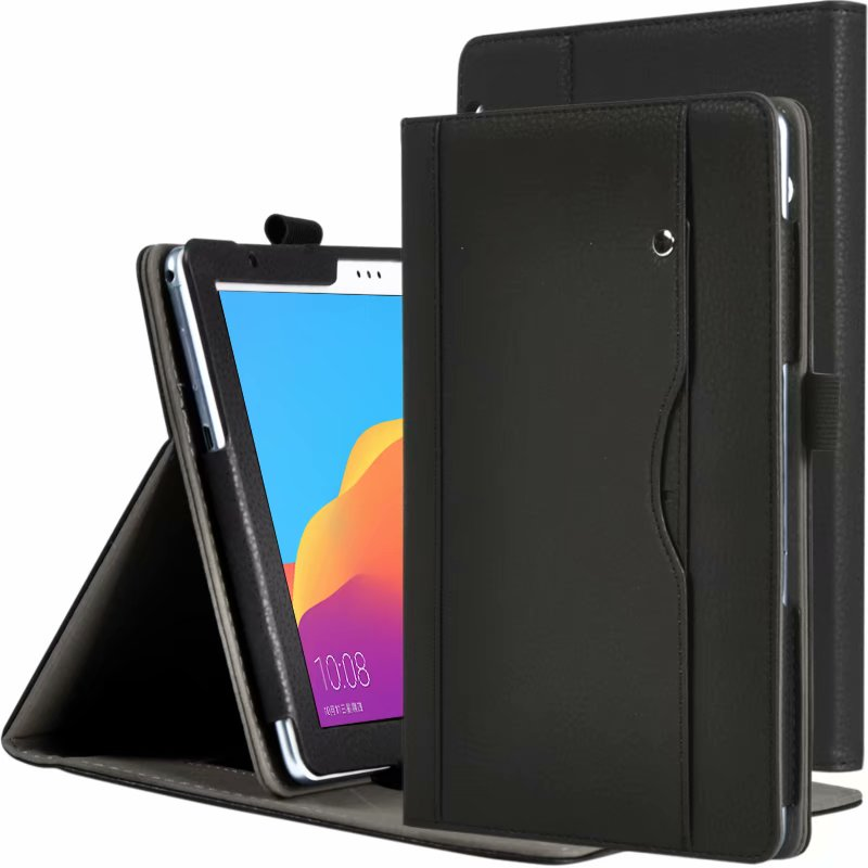 Case For Huawei Mediapad Honor Pad 5 Smart Cover For Huawei T5 10 AGS2-W09/L09/L03/W19 10.1 Inch Tablet Case + Pem