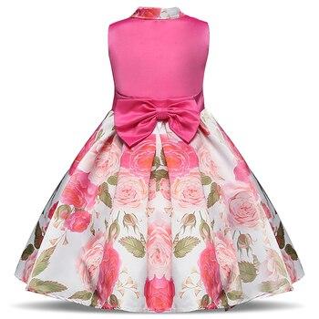 663a6162e Vestido de verano para bebés y niños vestidos de fiesta de princesa para  niñas vestidos de cumpleaños para Niñas Ropa de niños Casual 8 T