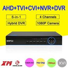 XMeye Coaxial NVR 25fps