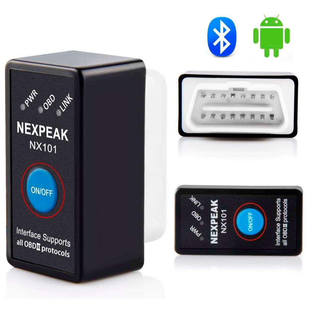 OBD2 EML327 V1.5 voiture outil de Diagnostic Mini adaptateur Bluetooth ELM327 OBDII outil de Diagnostic automatique voiture Scanner de Diagnostic pour Android