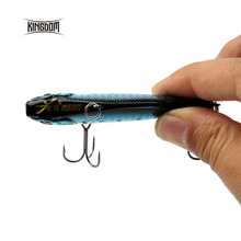 Kingdom fishing lure vib 80mm 22g fishing bait wobblers artificial bait  VMC hook  for sea water 10 colors available model 5256