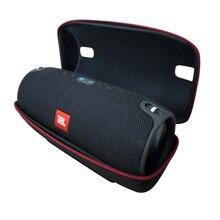 Jbl xtreme 스피커에 대 한 무선 블루투스 스피커 가방 케이스 pu eva 운반 여행 지퍼 휴대용 보호 하드 커버 가방