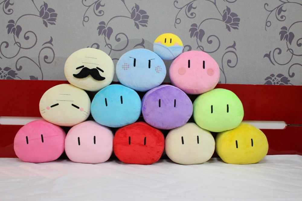 Clannad Dango Plush Toys Daikazoku Furukawa Nagisa Dango Family