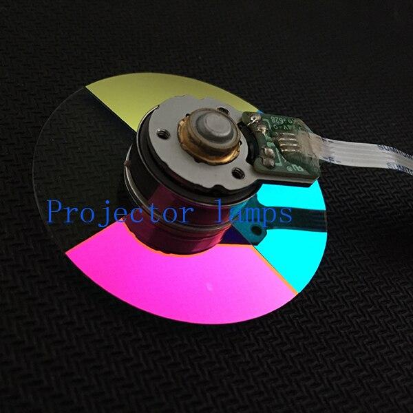 (NEW) Original DLP Projector Colour Color Wheel Model For Dell 4210X color wheel