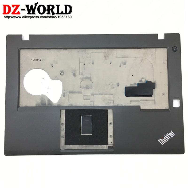 New Original Repair Part Thinkpad X230//i Touchpad Palmrest With Fingerprint Hole