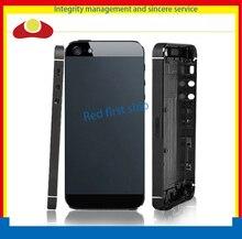 Reemplazo para el IPhone 5 5 G de la contraportada de la batería vivienda puerta contraportada blanco negro oro envío gratis