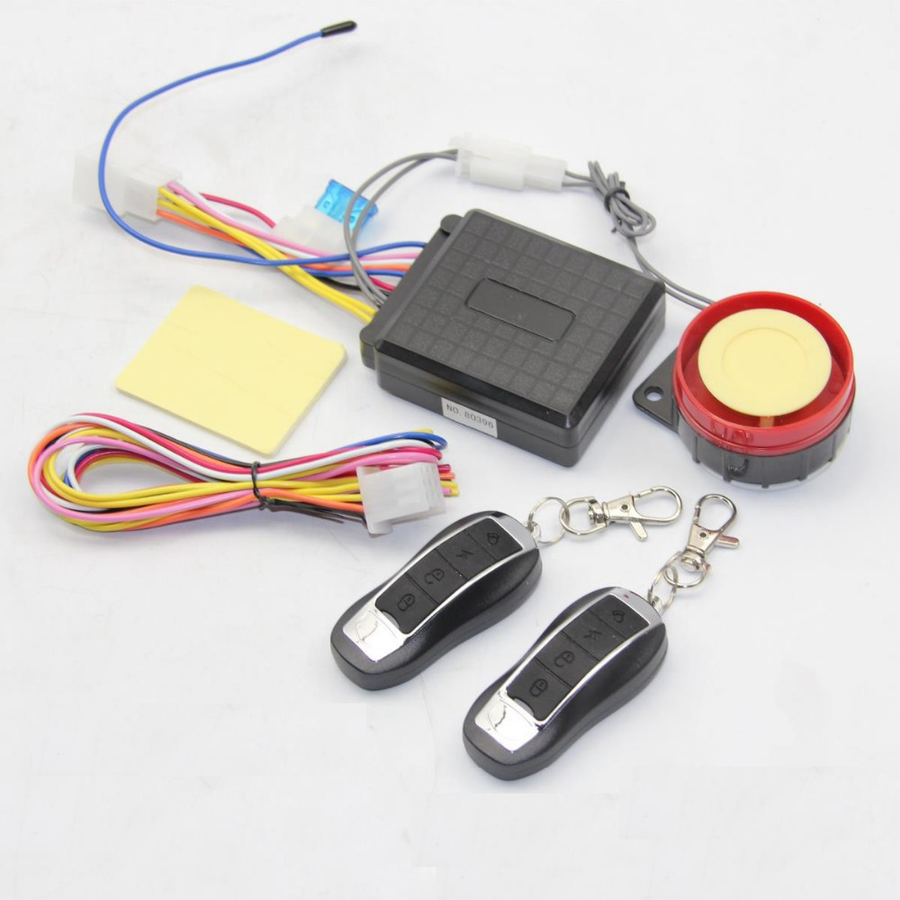Motorcycle Alarm System Motorbike Anti-theft Security Alarm System Motorcycle Remote Control Security Engine allblue mihawk 110sf jerkbait fishing lure 110mm 14 1g slow floating wobbler minnow bass pike bait fishing tackle mustad hooks