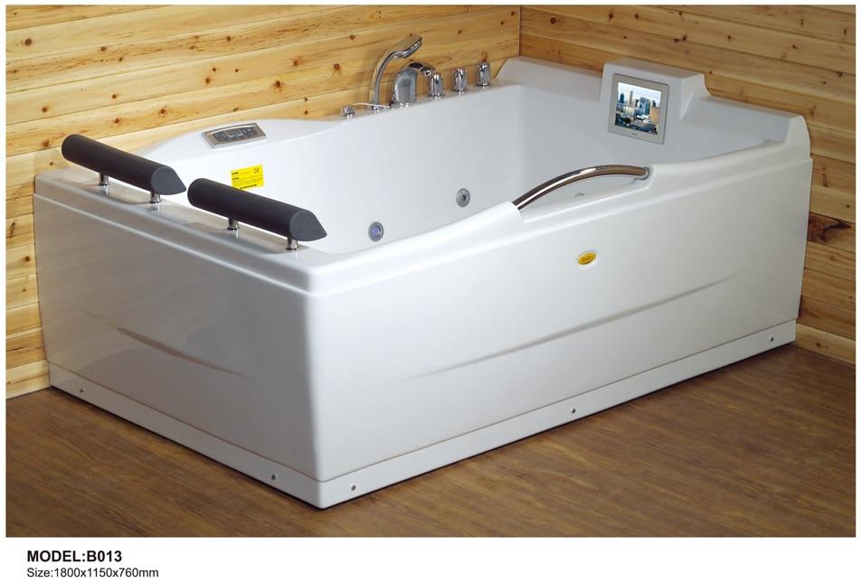 Badkamer Met Whirlpool: Hs b229 goedkope badkamer whirlpool voor ...