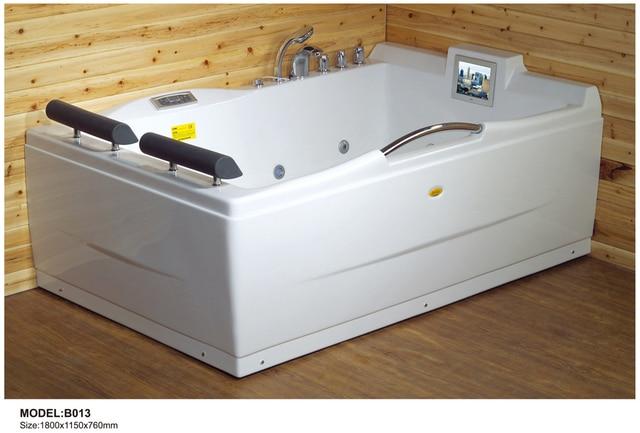 Vasca Bagno Freestanding : Freestanding vasche da bagno in pietra artificiale buona qualità