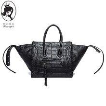 High quality suede light casual all-match messenger bag genuine leather women's sheepskin bag dumpling women's kors handbag 2016
