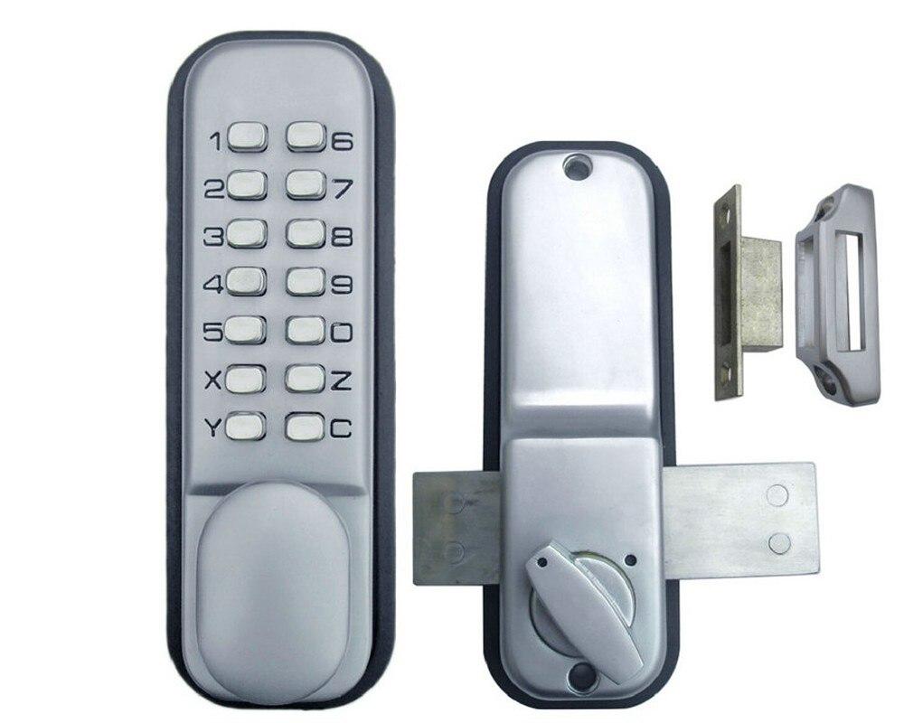 Mécanique digital de serrures de porte de serrure de porte de code de Tous temps étanche en Alliage De Zinc La 1th génération de OS25A
