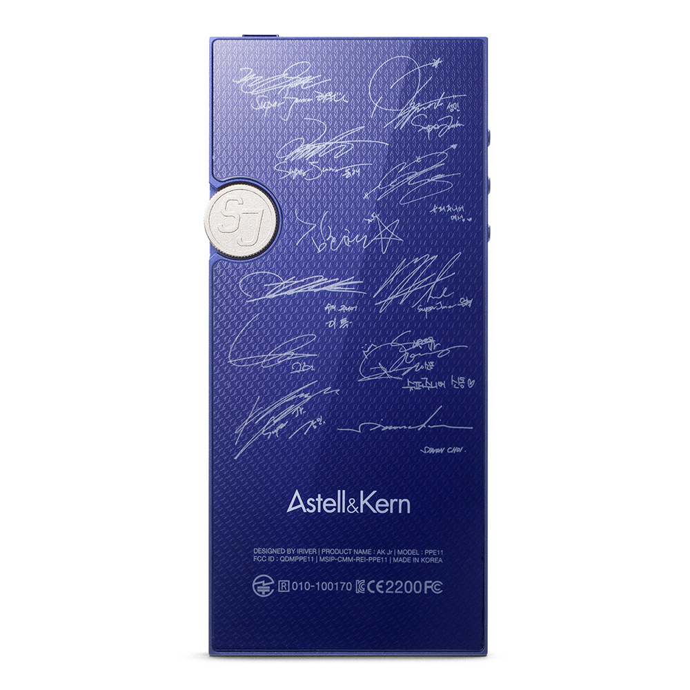 Image 4 - Original IRIVER Astell&Kern AK Jr 64GB HIFI PLAYER Portable DSD MUSIC MP3 Audio Player Lossless music Ultra thin player-in HiFi Players from Consumer Electronics