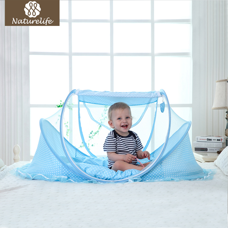 Crib Netting Buy Cheap Cute Baby Mosquito Net Portable Folding Type Comfortable Infant Pad With Sealed Mosquito Net Baby Bedding With Pillow Always Buy Good Back To Search Resultsmother & Kids