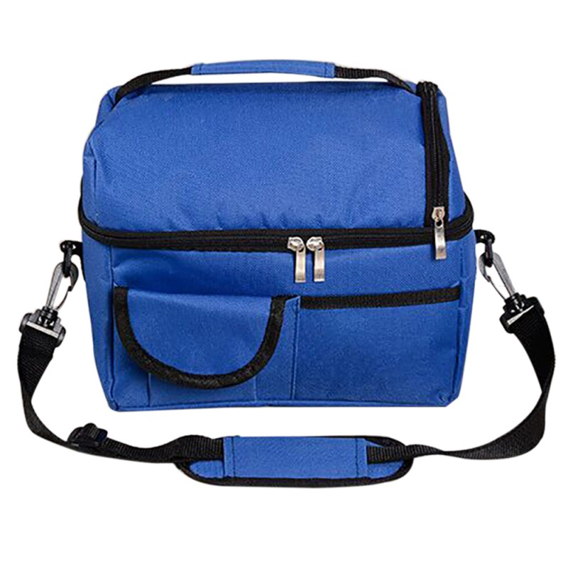 Thermal Food Storage Bag Picnic Breast Milk Mummy Pack Shoulder Bag Portable Insulation Cooler Bag Multifunction lunch Pack