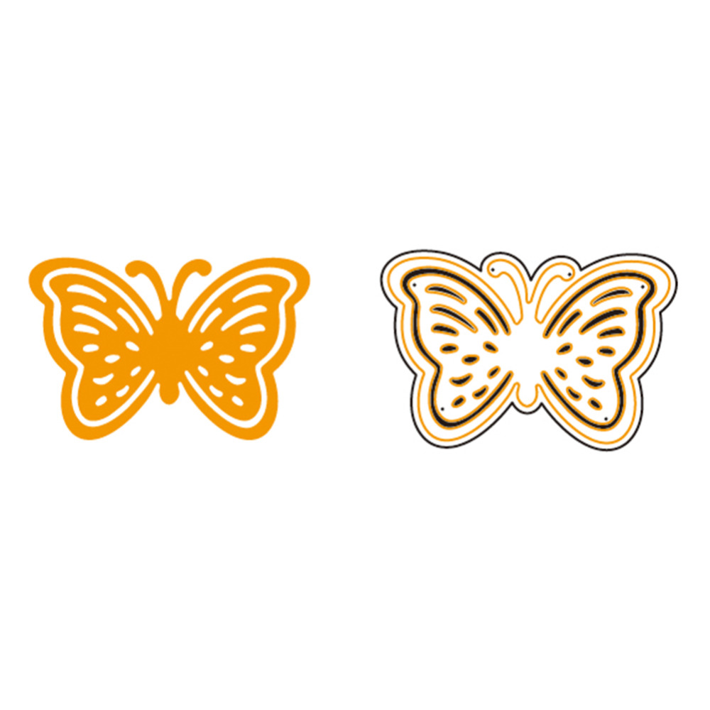 high quality butterfly stencil template promotion shop for high