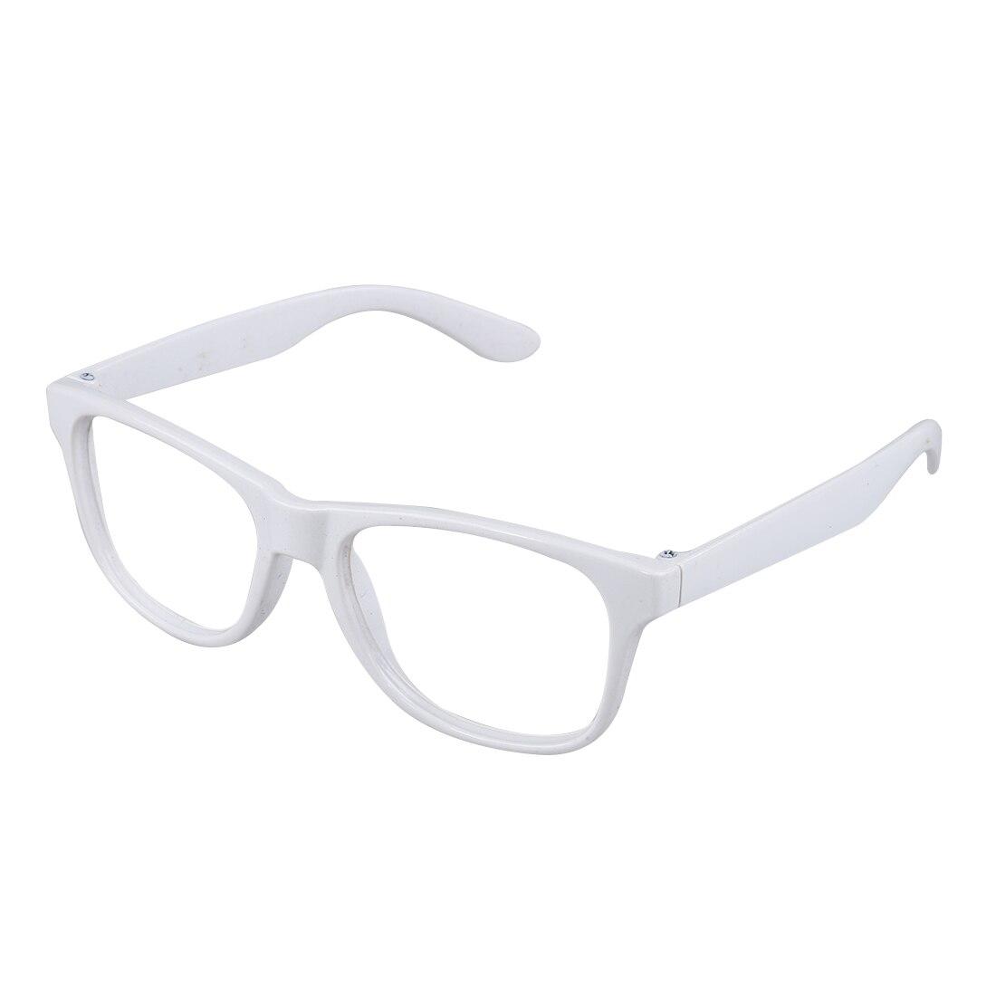 Stylish Boys Girls Children Kids Party Accessories Glasses Frame No Lenses New -white