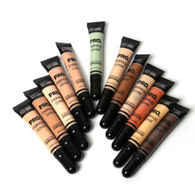 Маскирующий Макияж для лица Corretivo Acne contour palette Makeup основа для контурирования водостойкий крем с полным покрытием