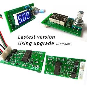 Image 4 - MINI station de soudage numérique Portable T12 LED, fer à souder électronique rapide 2019, nouveau design T12 941