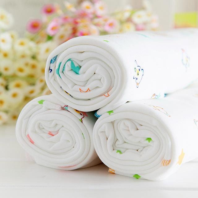 El más nuevo Diseño Saludable Natural Manta de Bebé Primavera Verano Otoño Bebé Manta Recién Nacido Adecuado Para 0-3 Años de Edad Del Bebé T01