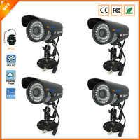 卸売個入り/ロット1/3 ''カラーcmos 800tvl cctvカメラirカットフィルター監視セキュリティ弾丸カメラ屋外防水