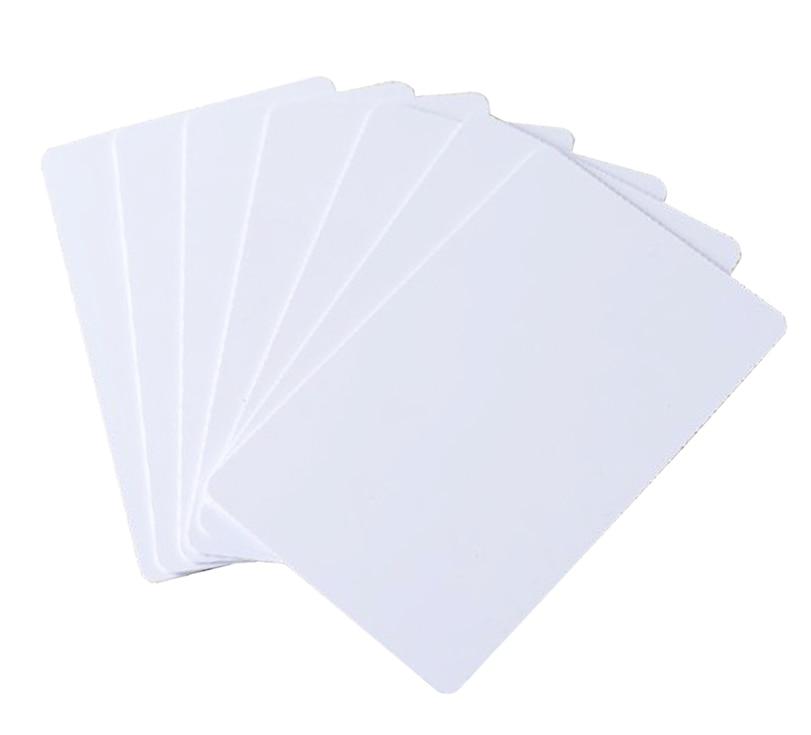SLIX SL2S2002 ISO15693 13.56MHz 1K PVC Rfid IC Card