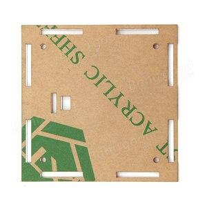 Image 3 - Funda carcasa transparente para actualización DIY, EC1515B DS1302, LED, Kit de reloj electrónico