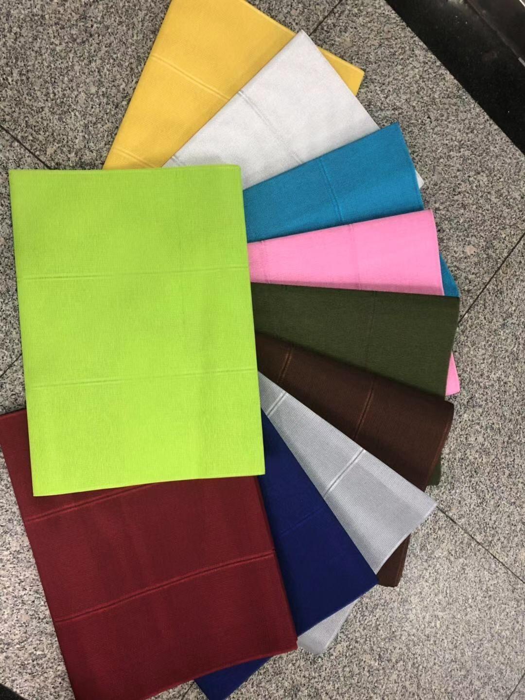 Африканский длинный шарф Aso Oke 20 различных цветов в наличии, 2,15 меттер