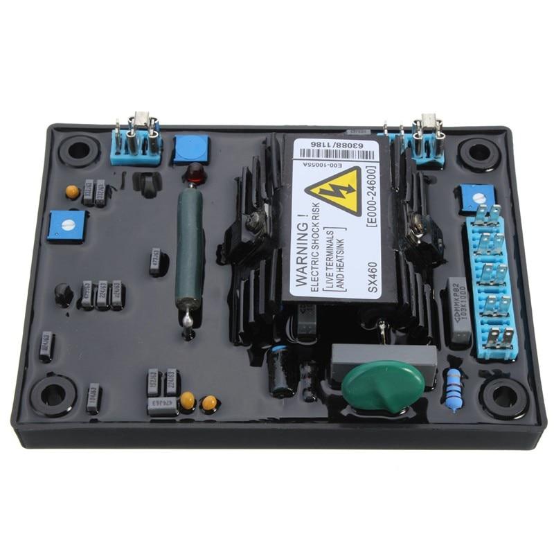 Запасные части для генераторов из Китая