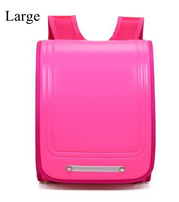 Japan School backpacks bag for girls Japanese Orthopedic School Bags Children Backpack For Boy students PU backpack bag for kid