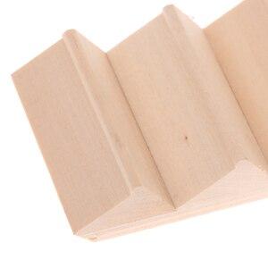 Image 5 - 2 sztuk 1/12 skala drewniane 11 bardzo blisko atrakcji takiej jak schody DIY akcesoria dla lalek dom