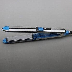 Image 2 - Kadar 750F Pro paslanmaz çelik 1/4 titanium saç düzleştirici profesyonel düzleştirici hızlı elektrikli doğrultma demir salon