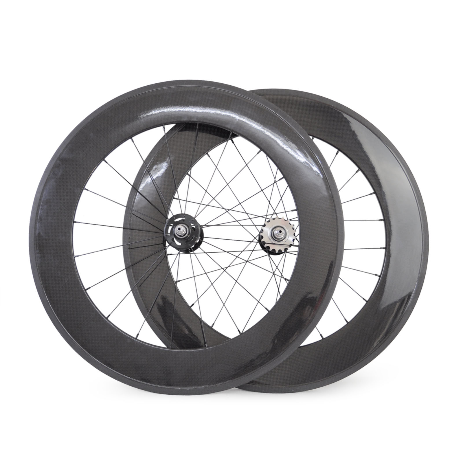 Track Bike Wheels 88mm Carbon Fiber Tubular Fixed Gear Bike Wheels 700C 23mm Width Bicycle Wheelset kempinski wall switch 3 gang 1 way light switch champagne gold color special texture c31 sereis 110 250v popular
