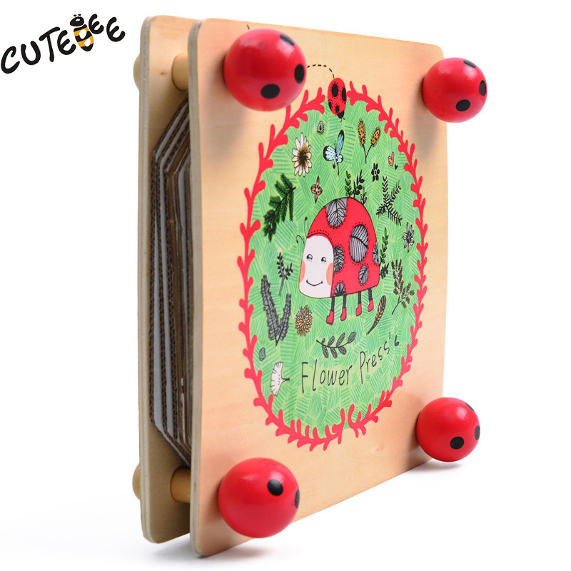 CUTEBEE Wooden Toys for Children Montessori Toy Puzzle Cube Educational Embosser Specimen Clip for Kids Baby Toys cutebee wooden toys for children montessori toy pretend cube educational color tool repair box for kids baby toys