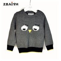 0 4y Autumn Children Sweaters For Boys Thick Kids Pullovers Long Sleeve Knitted Cardigan Bobo Choses
