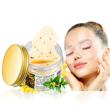 golden osmanthus eye mask for hydrating nourishing moisturizing care tender and smooth