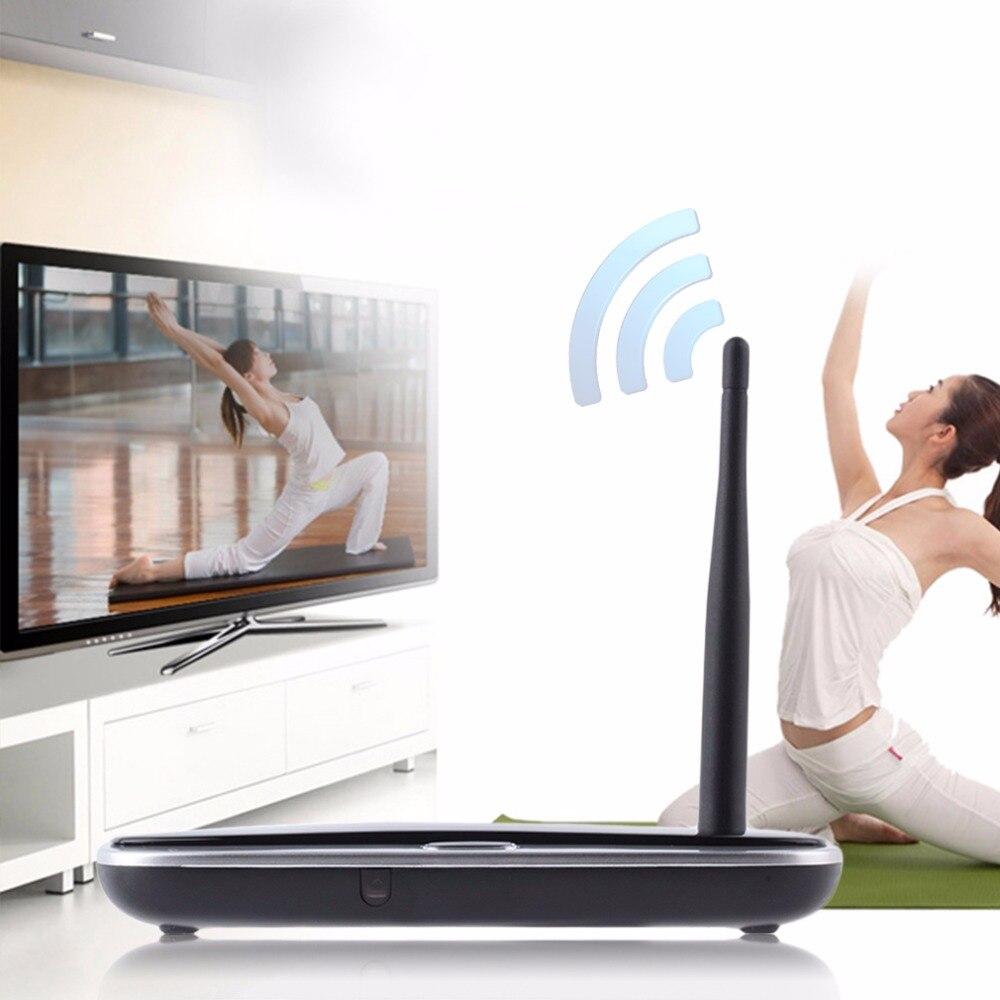 CS918 Android 4 4 Smart TV Box 2GB + 16GB Quad Core Bluetooth Quad Core 3G  4K WIFI Set Top Boxes HD 1080P with Remote