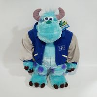 Monsters Sulley Sullivan Plush Toy Stuffed Animals Baby Kids soft Toy for Children Christmas Gifts Super Big 68cm