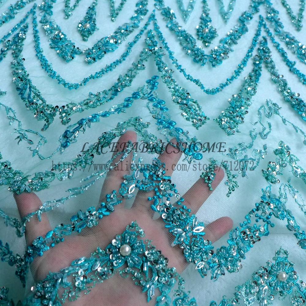 La belleza hot hot fashion style grün / schwarz / grau perlen spitze - Kunst, Handwerk und Nähen - Foto 5