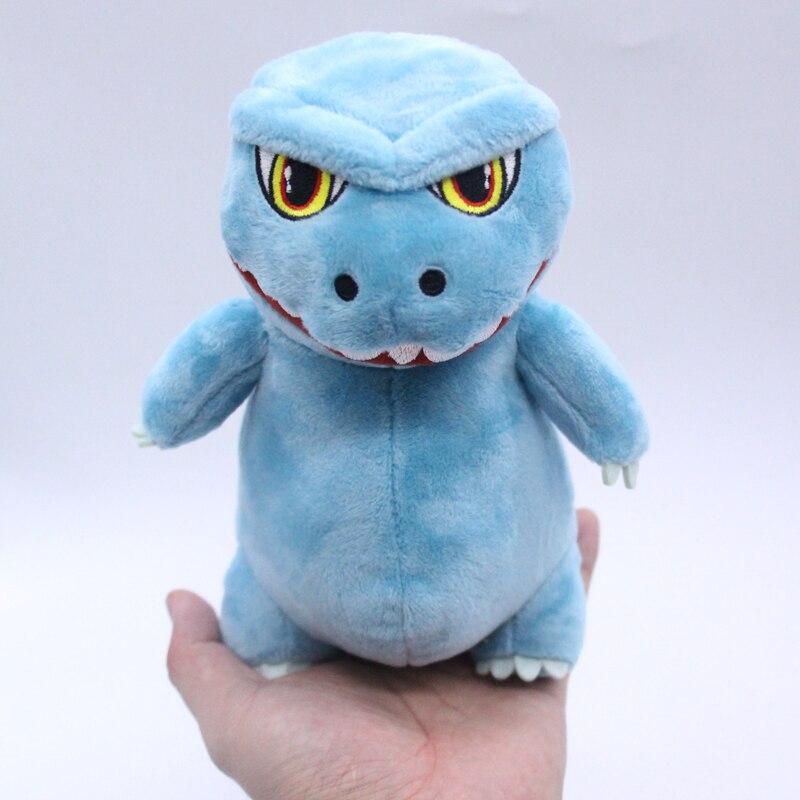Movie Gojira Original Cute Plush Doll Toys for Children