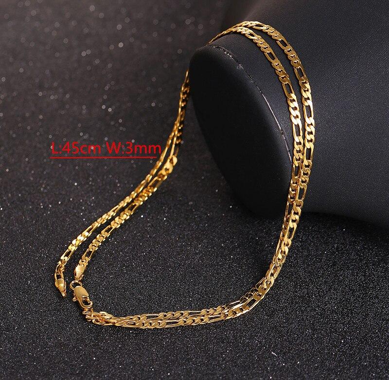 Bangrui 24K Gold Necklace...