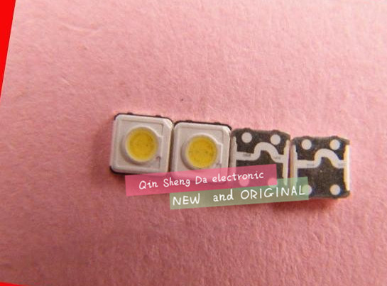 200pcs FOR SAMSUNG 3537 LED Backlight High Power LED 1W 3537 3535 100LM Cool white LCD Backlight for TV TV Application 3v  LED(China)